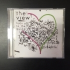 View - Hats Off To The Buskers CD (VG/M-) -indie rock-