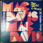 Mac Davis - 20 Golden Songs LP (VG+-M-/VG+) -country-