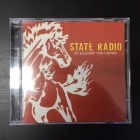 State Radio - Us Against The Crown CD (VG+/M-) -reggae rock-