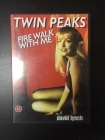 Twin Peaks - Fire Walk With Me DVD (VG+/M-) -jännitys-
