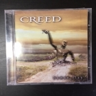 Creed - Human Clay CD (G/M-) -post-grunge-
