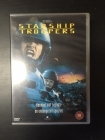 Starship Troopers DVD (VG/M-) -toiminta/sci-fi-
