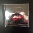 Garage 13 - Ride Of The Rides CDEP (M-/VG+) -garage punk-