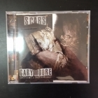 Scars - Scars CD (VG+/VG+) -blues rock-