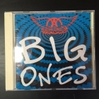 Aerosmith - Big Ones CD (G/VG) -hard rock-