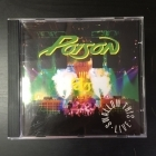 Poison - Swallow This Live CD (VG+/VG+) -hard rock-