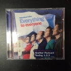 Barenaked Ladies - Everything To Everyone CD (VG+/VG+) -alt rock-