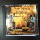 Country & Western Favourites Volume 2 CD (VG+/VG+)