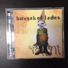 Barenaked Ladies - Stunt CD (VG+/M-) -alt rock-