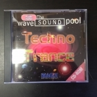 Wave Sound Pool - Techno / Trance CD-ROM (VG+/M-) -samples-