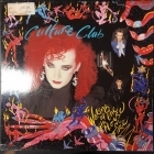 Culture Club - Waking Up With The House On Fire LP (VG+-M-/VG+) -new wave-