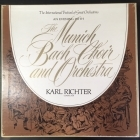 Munich Bach Choir - An Evening With The Munich Bach Choir And Orchestra 4LP (VG+-M-/VG+) -klassinen-