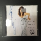 Gloria Estefan - Hold Me, Thrill Me, Kiss Me CD (VG+/M-) -pop-