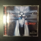 Ozzy Osbourne - Down To Earth CD (VG/M-) -heavy metal-