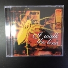 I Walk The Line - Badlands CD (VG+/M-) -punk rock-