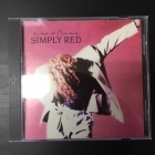 Simply Red - A New Flame CD (VG/VG+) -synthpop-