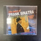 Frank Sinatra - The Most Of Frank Sinatra CD (VG/VG) -jazz pop-