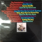 Foundations - The Foundations LP (VG+/VG+) -soul-