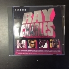 Ray Charles - Legends CD (M-/VG+) -blues-