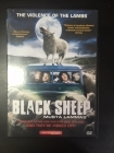 Black Sheep - Musta lammas DVD (M-/M-) -kauhu/komedia-