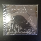 Hope Of The States - The Lost Riots CD (avaamaton) -post-rock-