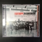 Egotrippi - 20 suosikkia CD (VG+/M-) -pop rock