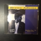Bryan Adams - Reckless Tour '84 (LIve In London) CD (M-/M-) -pop rock-