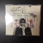 Bryan Adams - The Only Thing That Looks Good On Me Is You CDS (VG+/M-) -pop rock-