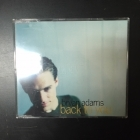 Bryan Adams - Back To You CDS (M-/M-) -pop rock-