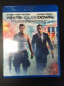 White House Down Blu-ray (M-/M-) -toiminta-