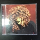 Janet Jackson - The Velvet Rope CD (VG+/M-) -pop-