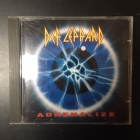 Def Leppard - Adrenalize CD (VG+/M-) -hard rock-