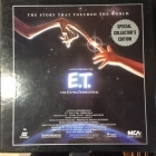 E.T. - The Extra-Terrestrial (collector's edition) LaserDisc (VG-M-/VG) -draama/sci-fi-