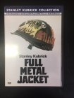 Full Metal Jacket DVD (VG+/M-) -sota/draama-