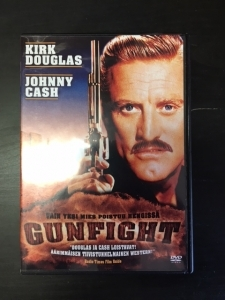 Gunfight DVD (M-/M-) -western-