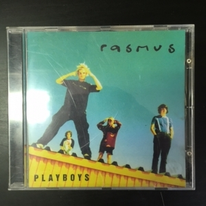 Rasmus - Playboys CD (VG/VG+) -pop rock-