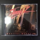 Jimmy Z - Muzical Madness CD (VG/VG+) -acid jazz-