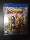 Jumanji - Welcome To The Jungle Blu-ray (avaamaton) -seikkailu/komedia-