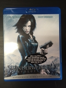 Underworld - Evolution Blu-ray (M-/M-) -toiminta-