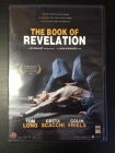 Book Of Revelation DVD (VG/VG) -draama- (ex-vuokravideo)