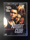 Knight Club DVD (VG+/M-) -toiminta/draama-