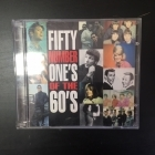 Fifty Number One's Of The 60's 2CD (VG/VG+)