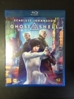 Ghost In The Shell (2017) Blu-ray (M-/M-) -toiminta/sci-fi-