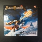 Luca Turilli - King Of The Nordic Twilight (limited edition) CD (VG+/M-) -symphonic power metal-