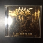 Grave - Back From The Grave + Bonus Demos CD (limited edition) 2CD (VG+-M-/M-) -death metal-