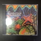 Manhattan Transfer - Brasil CD (M-/M-) -jazz fusion-
