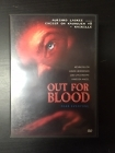 Out For Blood DVD (VG/M-) -kauhu-