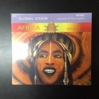 Global Vision - Africa Vol.1 CD (avaamaton) -soundtrack-