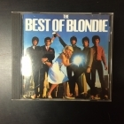 Blondie - The Best Of Blondie CD (VG/VG+) -new wave-
