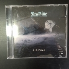 Zero Nine - N.E. Files CD (G/VG+) -hard rock-
